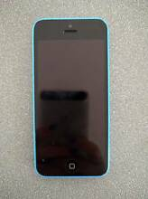 Iphone 5c Blue 64gb Redbank Plains Ipswich City Preview