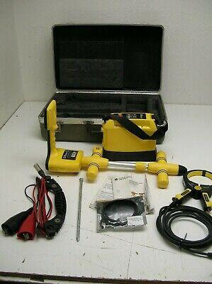 Vivax Metrotech 810 Rycom Goldak Subsite Utility Wire Cable Pipe Locator