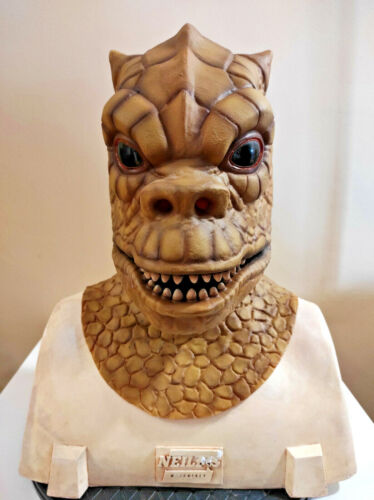 Bossk latex mask , Set , Star Wars