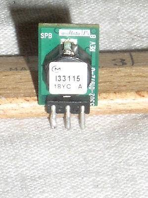 New Murata 7803sr-3 3.3v .5a A Amp Terminal Positive Voltage Switching Regulator