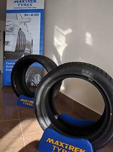 MAXTREK TYRE PROMOTION CHEAPEST PRICE IN ADELAIDE! Melrose Park Mitcham Area Preview