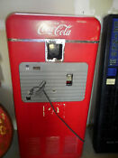 Coke A Cola Machine