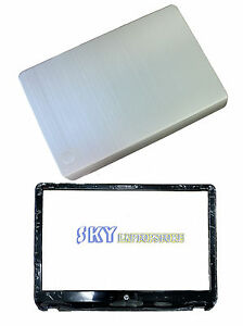 NEW-HP-PAVILION-ENVY-M6-SERIES-LCD-BACK-COVER-690231-001-Bezel-Combo-US-Seller