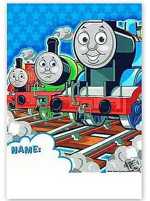 Thomas the Train Percy Party Bags Loots Birthday Favors Decoration Treats Tank *