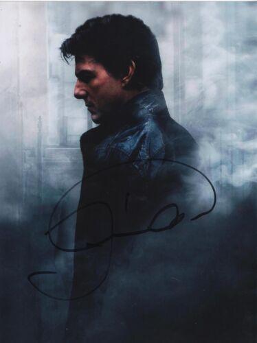 "autograph "" TOM CRUISE """