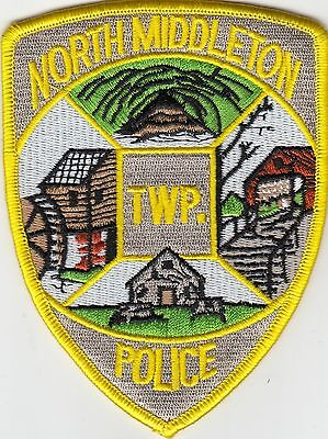 NORTH MIDDLETON TOWNSHIP POLICE PATCH PENNSYLVANIA PA