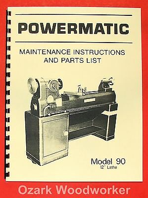 Powermatic Wood Lathe | Owner's Guide to Business and