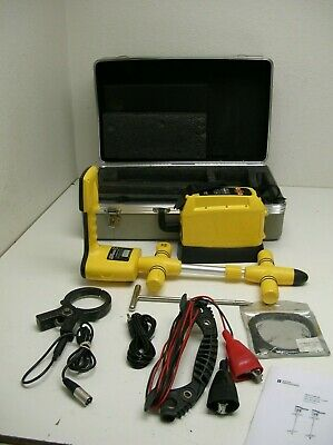 Vivax Metrotech 810 Rycom Goldak Subsite Utility Wire Cable Pipe Locator