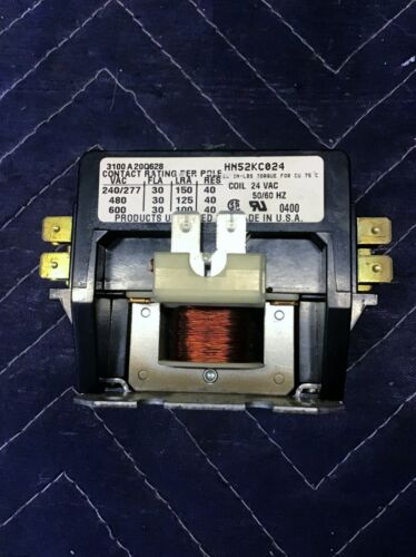 Carrier Tyco Electronics Contactor 3100 A 20Q628 HN52KC024