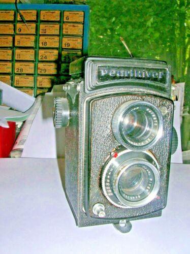 Pearl River TLR Camera Excellent Condition Vintage