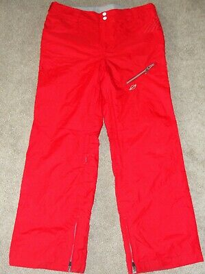 Good Condition Mens Sims Sz L Red Snow Pants Ski Snowboard (Sims Snow Pants)
