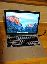 "13"" Macbook Pro with Retina Display Mosman Park Cottesloe Area Preview"
