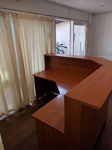 Reception desk. Corner style Newtown Inner Sydney Preview