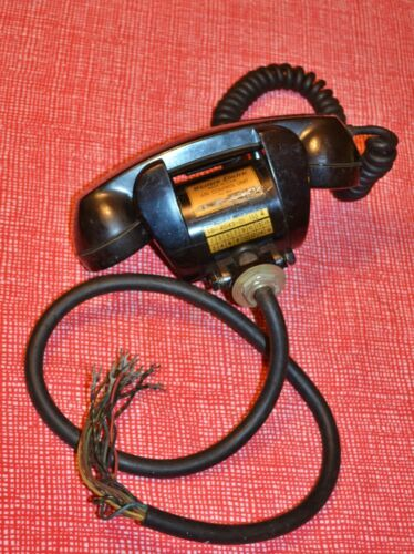 VINTAGE WESTERN ELECTRIC 47A CONTROL UNIT PHONE