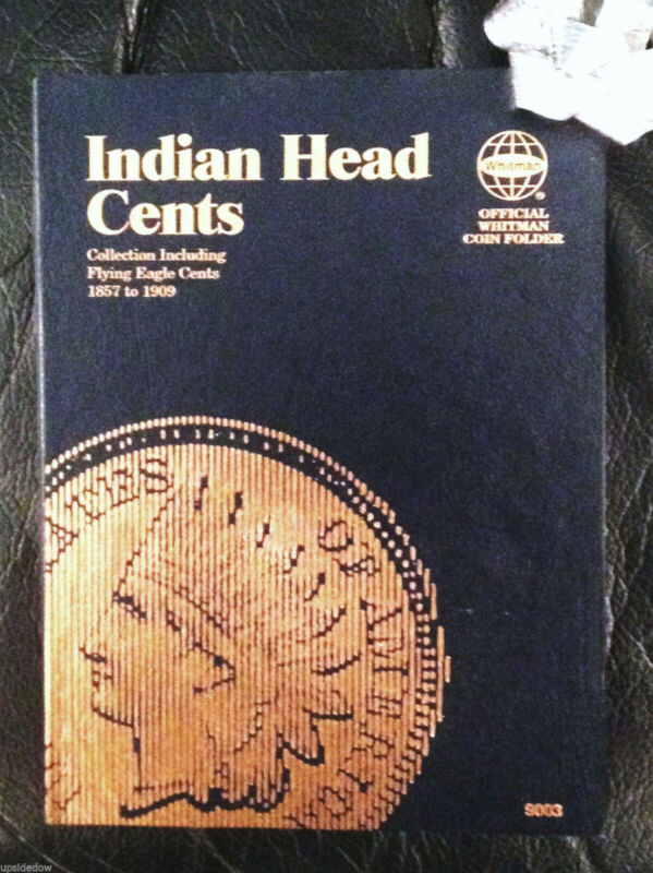 1880-1909 Indian Head SET COMPLETE 1/Yr PHIL wFOLDER Discolored 1886-2 1894 1909