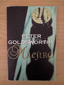 Maestro (Peter Goldsworthy) Templestowe Manningham Area Preview
