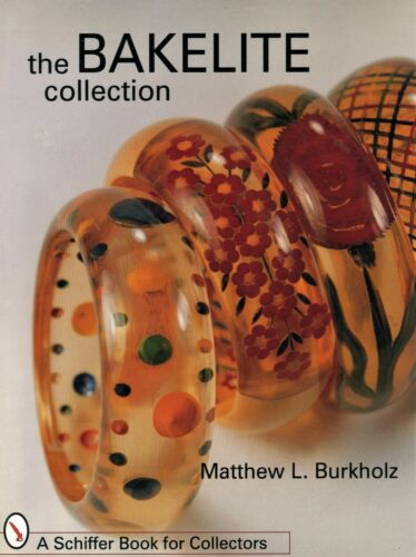Bakelite Jewelry Collectibles - Types Makers Values / Color-Illustrated Book