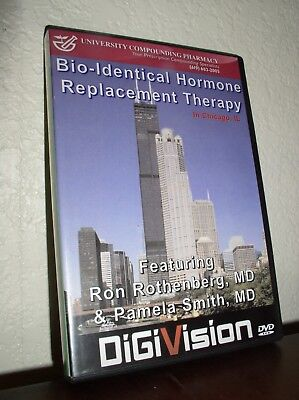 - Bio-Identical Hormone Replacement Therapy - 2 DVD Set - Chicago,2011
