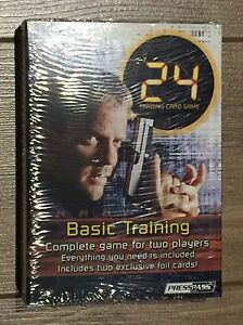 24 TCG  - you are Jack Bauer ! tv show TCG  starter + boosters