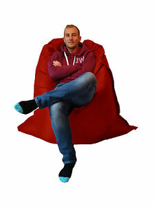 Large Bean Bag Giant indoor/Outdoor Beanbag XXXL beanbags Waterproof BIG Cushion