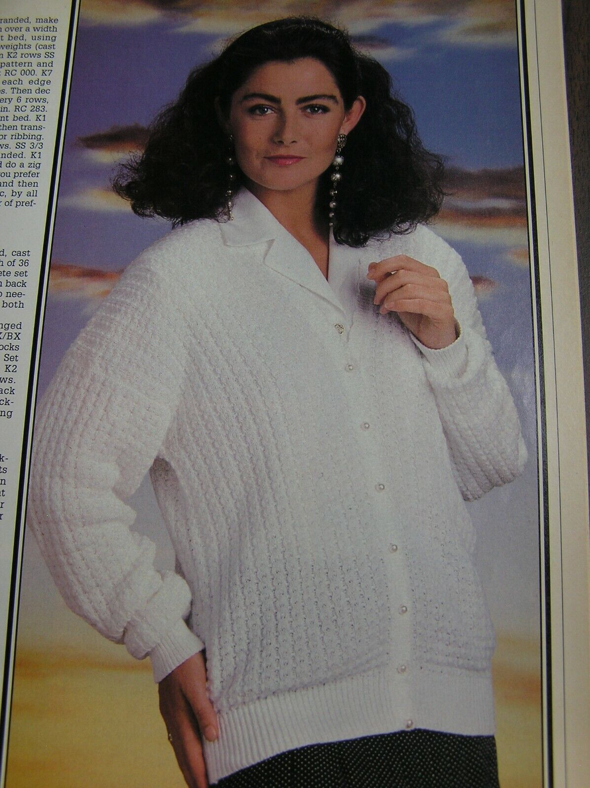 Machine Knit America November/December 1992 Vol 2 No 3 - $5.95