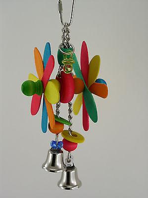 Spinner - Cockatiel Parakeet Parrotlet Lovebird Parrot Bird Toy