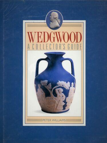 Antique Wedgwood Porcelain - History Types Marks / Scarce Illustrated Book