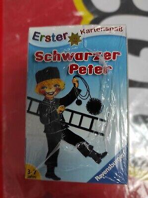 Ravensburger Erster Kartenspaß Schwarzer Peter Schornsteinfeger