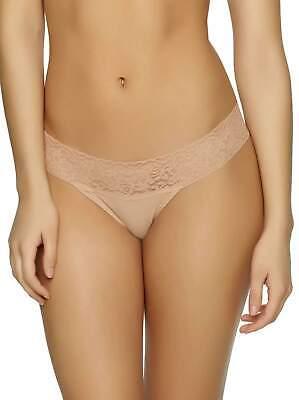 Jezebel by Felina | Sparkle Thong | Panty | Lace | Low Rise | Seamless Jezebel Lace Thongs