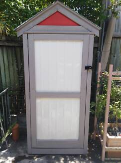 New compact/portable Garden Shed