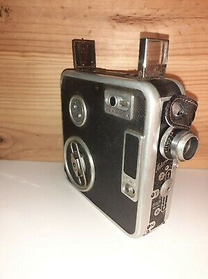 Camera Meopta Admira 8C 8mm. Meopta mirar 1:2,8 f=12,5mm