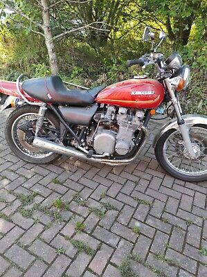 Kawasaki kz1000 project