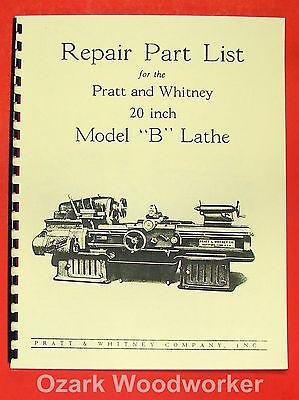 pratt and whitney supermicrometer manual