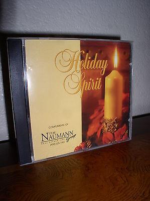 Holiday Spirit [Vic Damone, Air Supply, Jose Feliciano,More] (CD,2001,BMG)