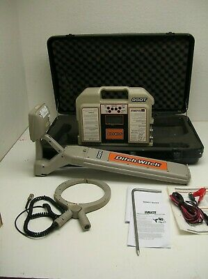 Ditch Witch Subsite 950 60p Cable Pipe Utility Locator Utiliguard Rycom Dynatel