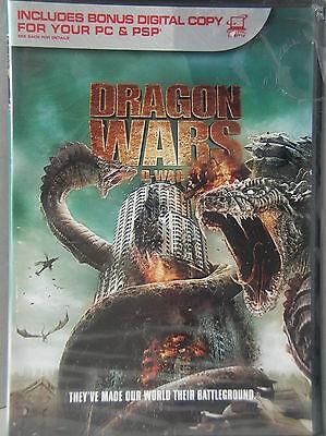 Dragon Wars - (Includes Bonus Digital Copy For PC or PSP) **Brand New Sealed**