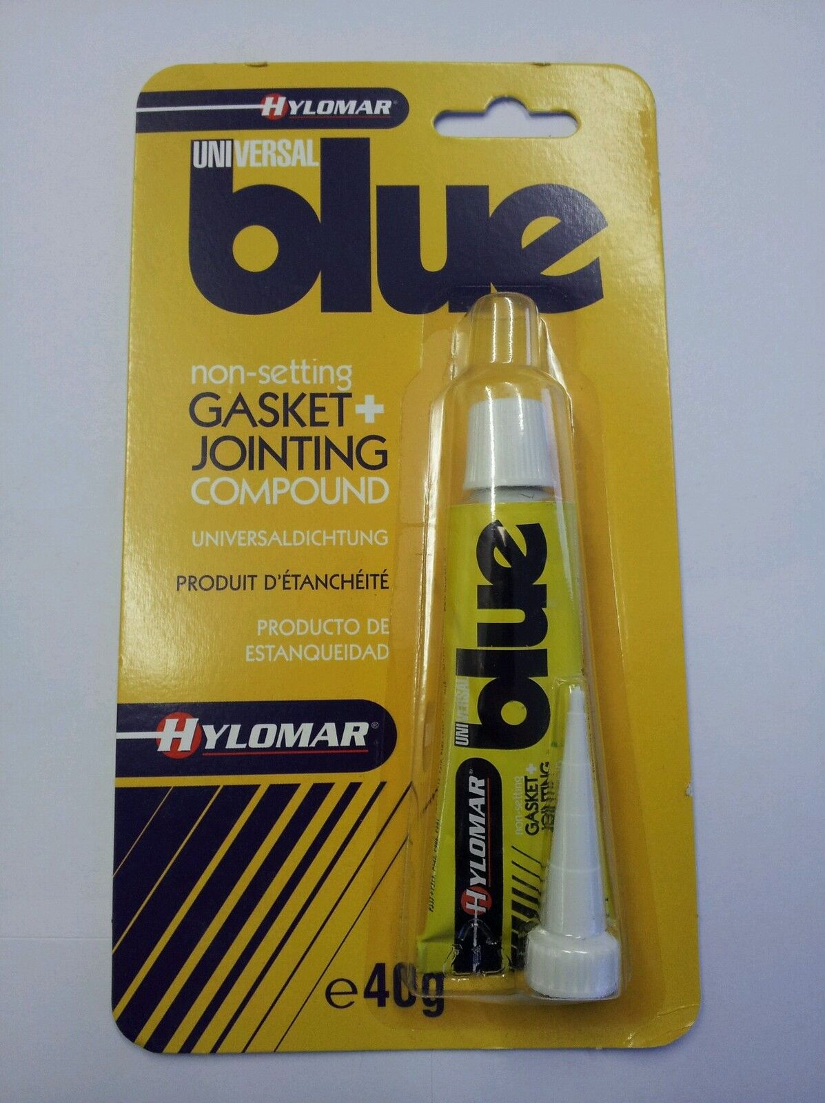 Car Parts - Hylomar Universal Blue non-setting Gasket Jointing Compound 40g