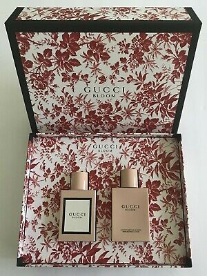GUCCI BLOOM LOVELY  50 ML EAU DE PARFUM  2 PIECE  GIFT SET FOR HER ~  NEW IN BOX
