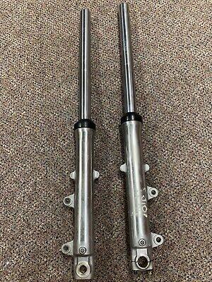 1976 Yamaha XS500c Front Forks Suspension Set 1J3-23101-61-00