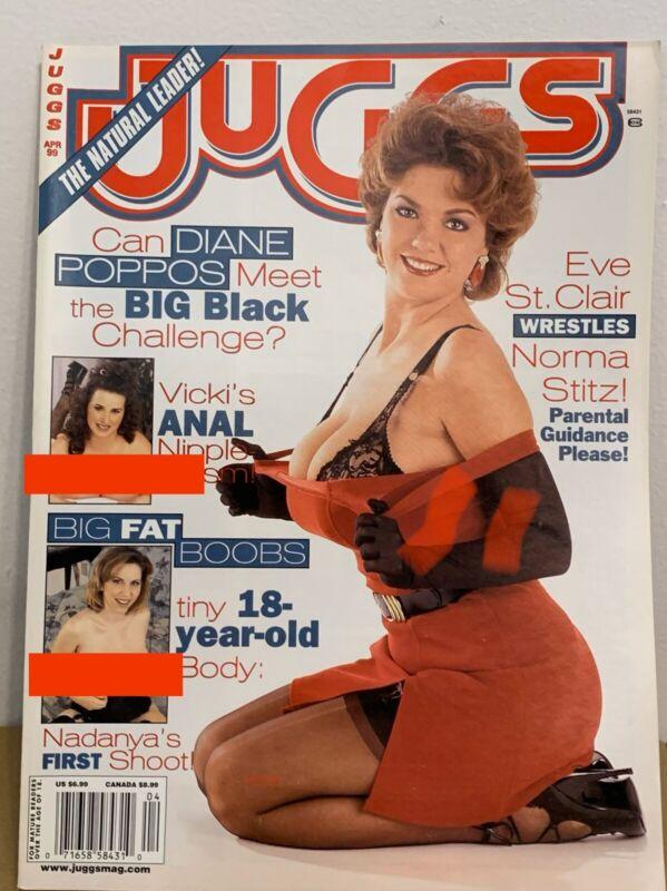 Juggs Magazine April 1999 ( Vintage )