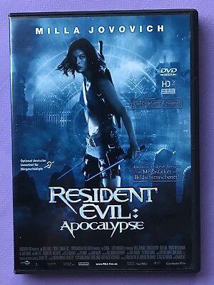 DVD • Resident Evil: Apocalypse (2005) #K11, gebraucht gebraucht kaufen  Berlin