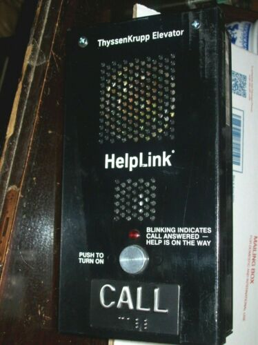 EMS, INC. Electronic Micro Systems Elevator Emergency Telephone