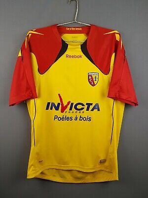 Lens jersey large 2010 2011 home shirt soccer football Reebok ig93 image