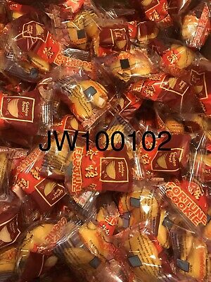 Golden Bowl Fortune Cookies Individually Wrapped 50pcs](Golden Bowl Fortune Cookies)