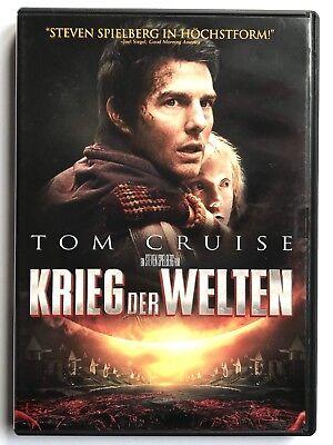 DVD • Krieg der Welten (2005) • Tom Cruise #K11 gebraucht kaufen  Berlin