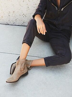 (Free People Canyon Lands Ankle Boot Size 6.5 NEW Leather MSRP: $245 Matisse)