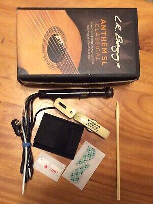 LR Baggs Anthem SL Classical Guitar Acoustic Pickup