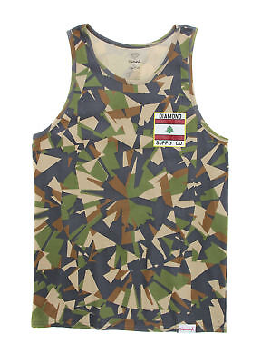 Diamond Supply Co Men's My Country Tank (Country Supply)
