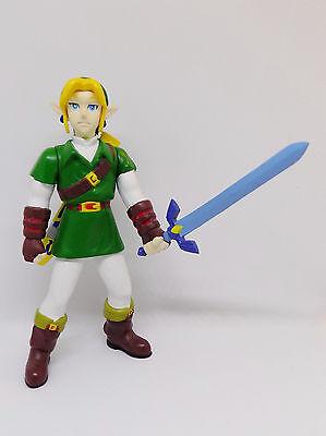 Legend of Zelda PVC 5in. figure Link with Removable sword.