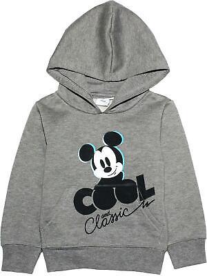 Disney Mickey Mouse Boys Cool Hoodie Jumper